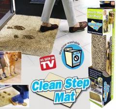 Быстро впитывающийпридверный Коврик Clean Step