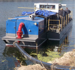 The technician special - self-produced dredges,