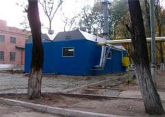 Комплектации блочно-модульных котельных, Украина