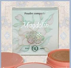 Natural jasmine compact MAGDOLIN powder