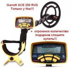 ACE metal detector 250 Garre