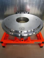 Exhaust stamp 140x140x1.0