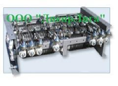 Крановые блоки резисторов фехралевого типа...