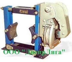 Brake kolodochny with a magnet of TKT-200, TKT-300