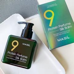 Несмываемый бальзам для защиты волос Masil 9