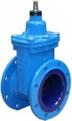 Задвижки клиновые для воды пара и газа