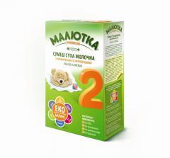 Mix dry dairy Baby premium 2
