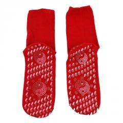 Турмалиновые Носки красные с биофотонами...