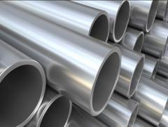Pipes steel seamless for a toplivoprovodov|truba