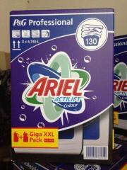 Стиральный порошок для цветного белья Ariel