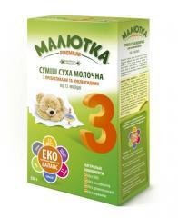 Mix dry dairy Baby premium 3