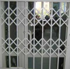 решетки на окна и двери защитные металлические в химках