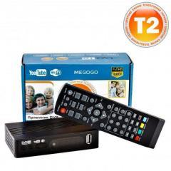 Тюнер T2 MG811 приставка с просмотром YouTube IPTV