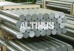 Алюминиевые прутки ф40 мм АК4-1 ндл купить в