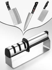 Точилка металлическая для ножей Messer