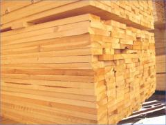 Wooden finishing material