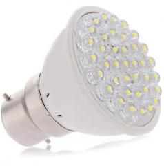 Светодиодная лампа с цоколем B22 38 Focus LED