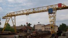 He crane - goa
