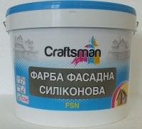Farba of a sil_konov, fasadn, b_l, Craftsman FSN,