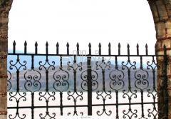 Ворота кованые, продажа ворот кованых Украина