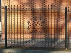 Кованые заборы, продажа кованых заборов Украина