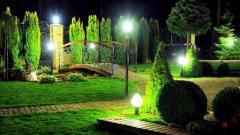 LED светильники уличные,  парковые, ...