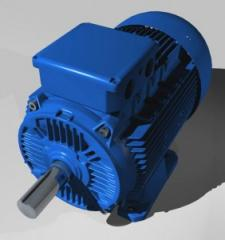 Электродвигатель асинхронный трехфазный T90S4