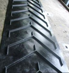 Conveyer Shevronny belts