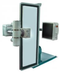 Complex x-ray diagnostic KRD 50 in modification of