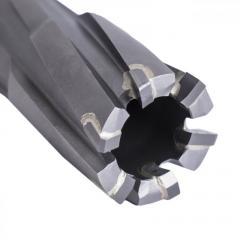 Корончатое сверло диаметром 25 мм, TCT с