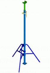 We sell telescopic racks for horizontal timbering