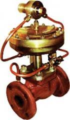 Regulators of pressure difference (ART-86)