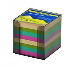 Paper blocks of cues