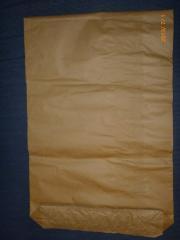 Мешки бумажные многослойные