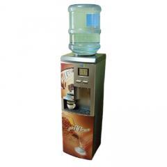 Диспенсер для воды с функцией приготовления кофе и