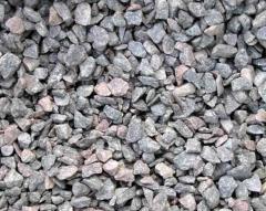 Crushed stone kvartsitny