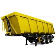 Containers for loose freights under grain-carriers