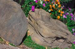 Decorative stone for a landscape