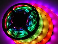 Ленты светодиодные,  освещение светодиодное