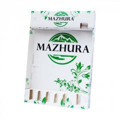 Упаковка мажура Mazhura бумага mz505919