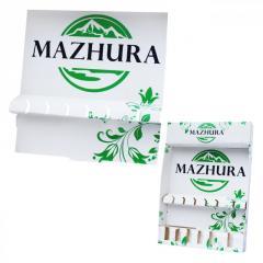 Упаковка мажура перегородка Mazhura бумага