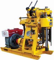 SM-100 drilling rig
