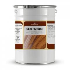 Масло для паркета 4954 OLIO PARQUET, глянец 30 (20