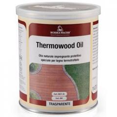 Масло для термодревесины THERMOWOOD OIL, 1 л,