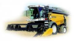 Accessories for agricultural machinery of combines