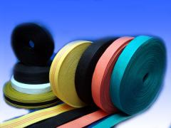 Tapes are polypropylene