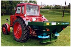 Cars for application of fertilizers of the