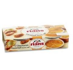 Rians Caramel beurre sale, 2 шт х 90 г, Десерт, с