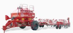 Seeders cultivators pneumatic Ukrainian and