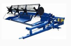 Harvester roll hook-on ZhVP-4,9